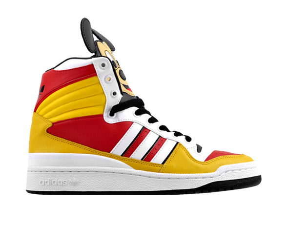 jeremy scott x adidas originals js sneakers magazine. Black Bedroom Furniture Sets. Home Design Ideas