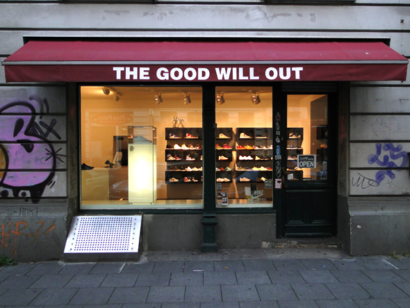 the good will out gutschein