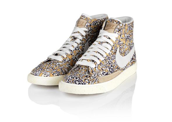 Nike Blazer Blumen