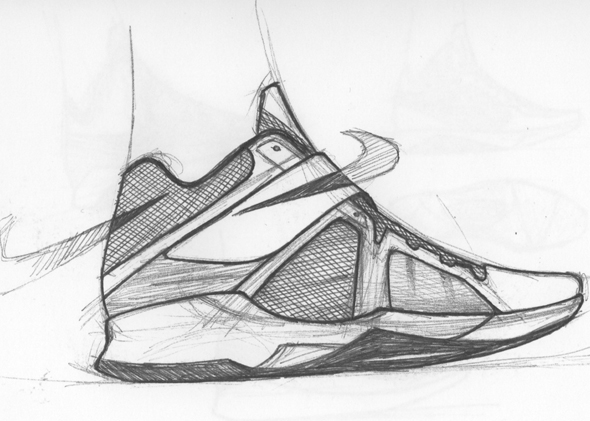 sneakerhead coloring book pages | 20 Gamechanging Designs - Sneakers Magazine