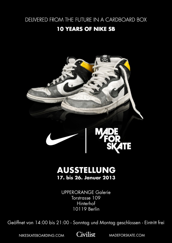 Running shoe print
