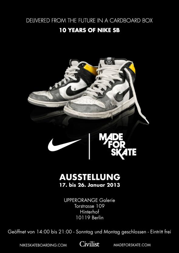 10 Years of Nike SB