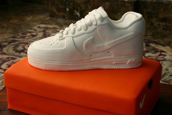 Sneaker Cakes