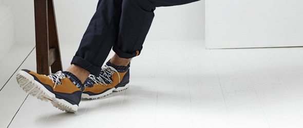 adidas Originals Blue S/S 13
