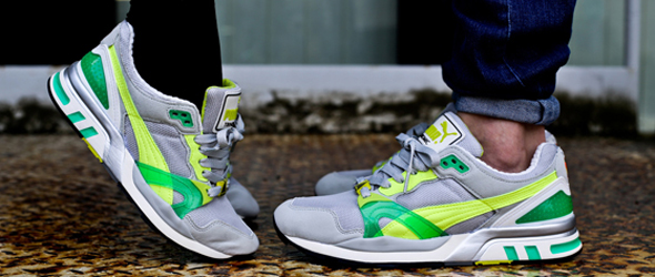 puma trinomic xt2 plus on feet
