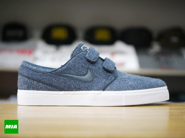 Nike Janoski Blau Grau