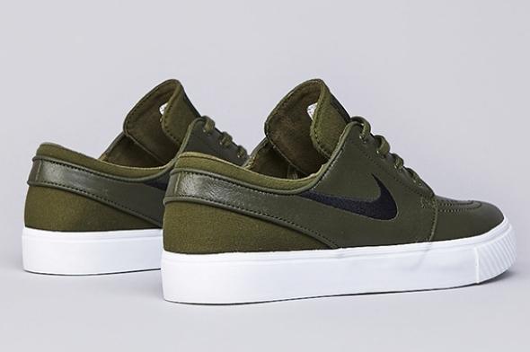 Nike Sb Janoski Grün
