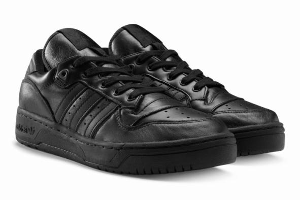 adidas Originals Rivalry Lo 8211 Black 038 White Pack For 2014 good ... 4423f41195