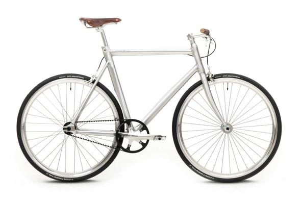 Enkelt hastighet sykkel Wien