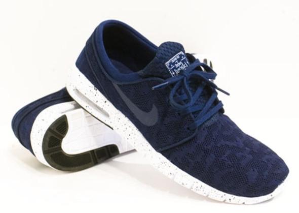 Nike Stefan Janoski Blau