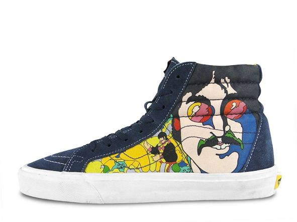 b88be65f4c best The Beatles Yellow Submarine X Vans Collection  C Release Info ...