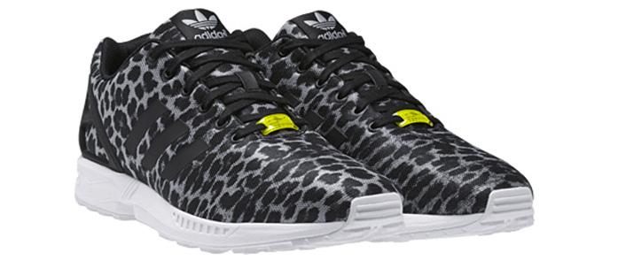 "a86d89b9e ... adidas ZX Flux ""Grey Cheetah"" Preview ..."
