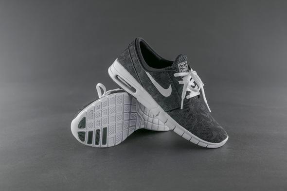 Nike Janoski Blau Rot