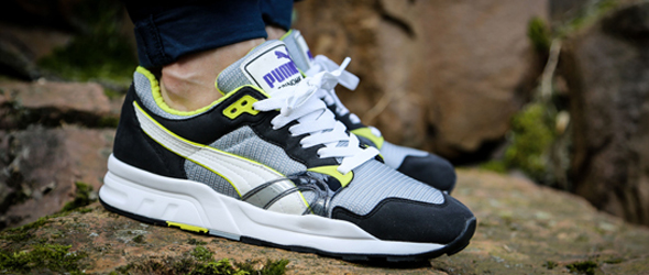 puma trinomic xt1 plus black white