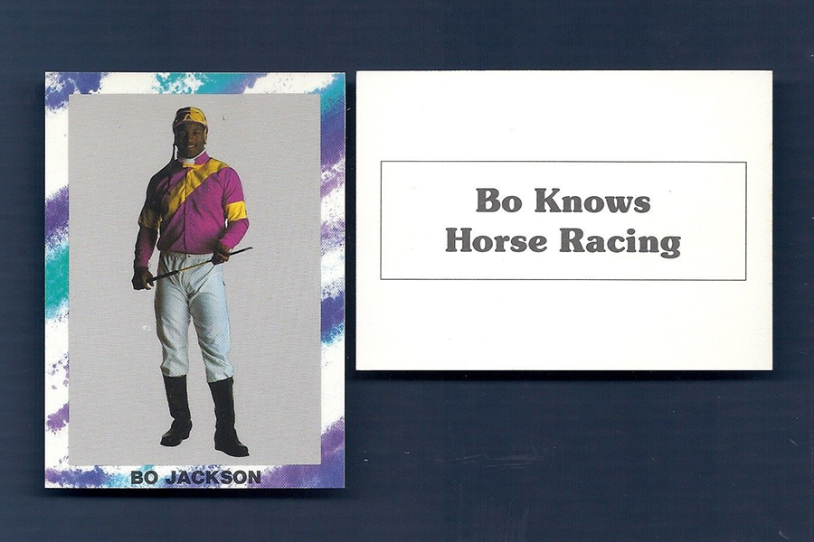 bo-knows-horse-racing-trading-card