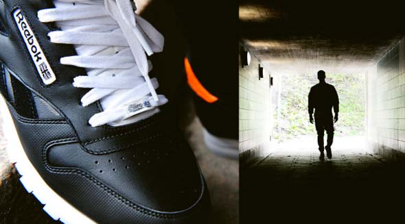 brand new d4b0f 91d06 durable modeling CALIROOTS X ALL OUT DUBSTEP X REEBOK CLASSIC LEATHER AODXCR