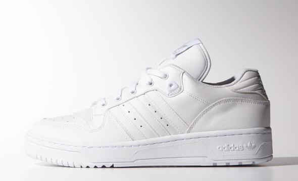 80%OFF adidas Originals Rivalry Lo 8211 Core Black  White 038 All White  Release e86d578536