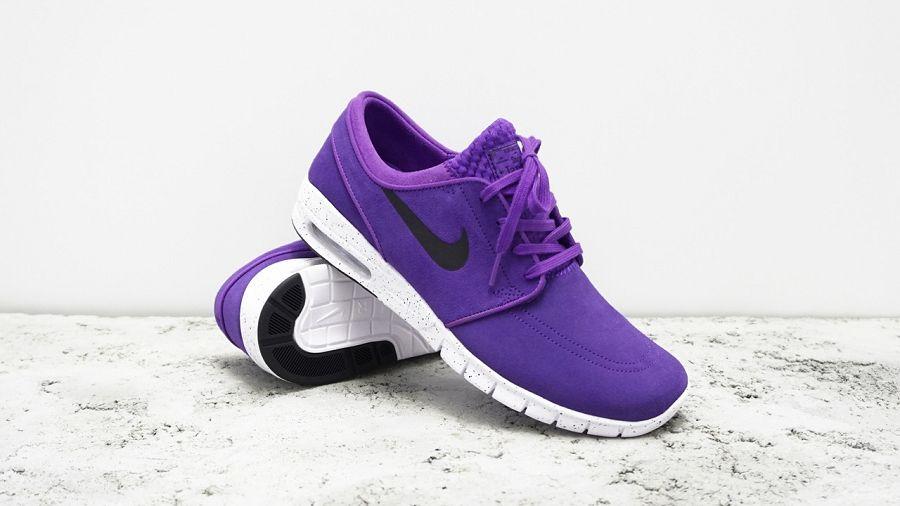 Nike Janoski Max Lila