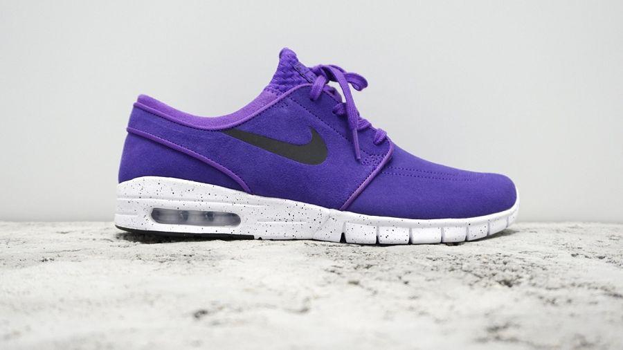 Nike Janoski Lila