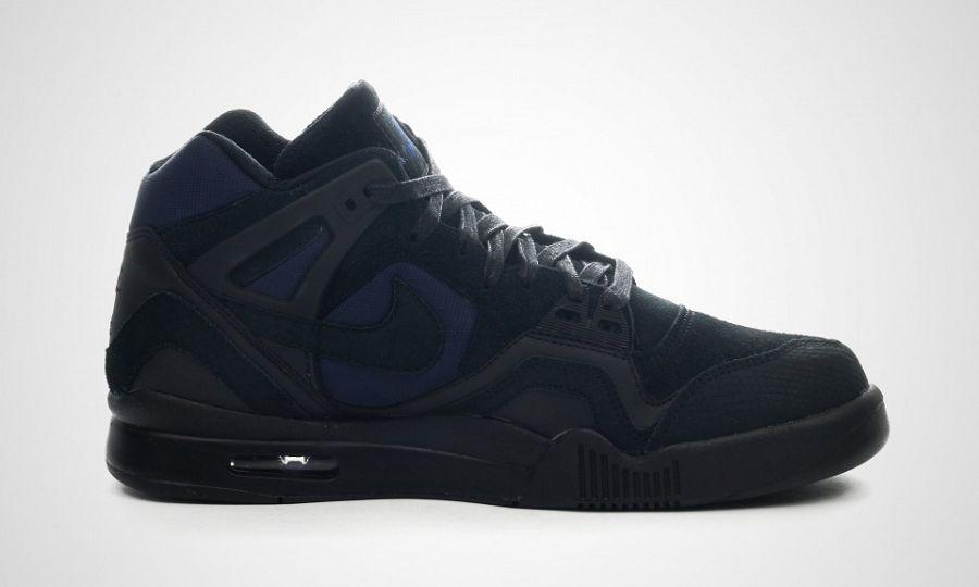 50%OFF Nike Air Tech Challenge II 8211 Black/ Black-Obsidian Release Info