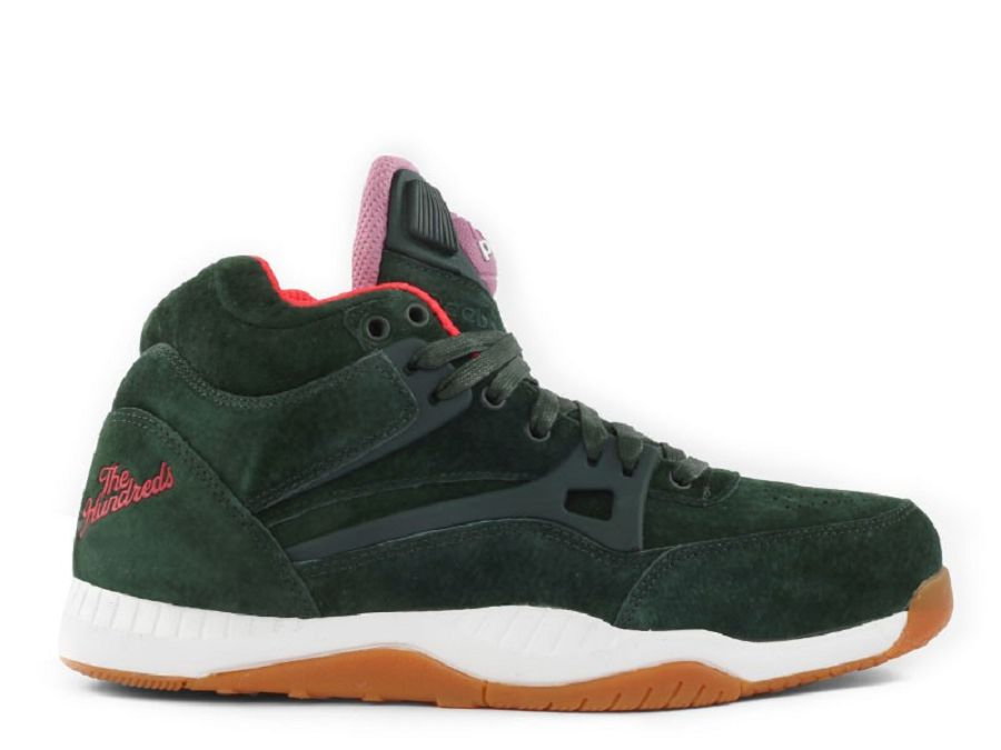 033fddd16aafc The Hundreds x Reebok Pump AXT Mid  C Coldwaters Pack Release Info low-cost