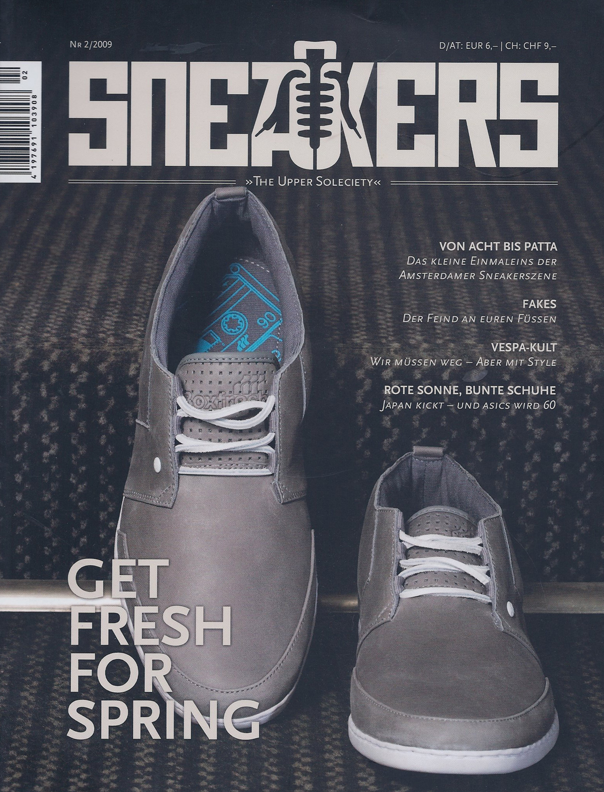 Sneakers Issue 2