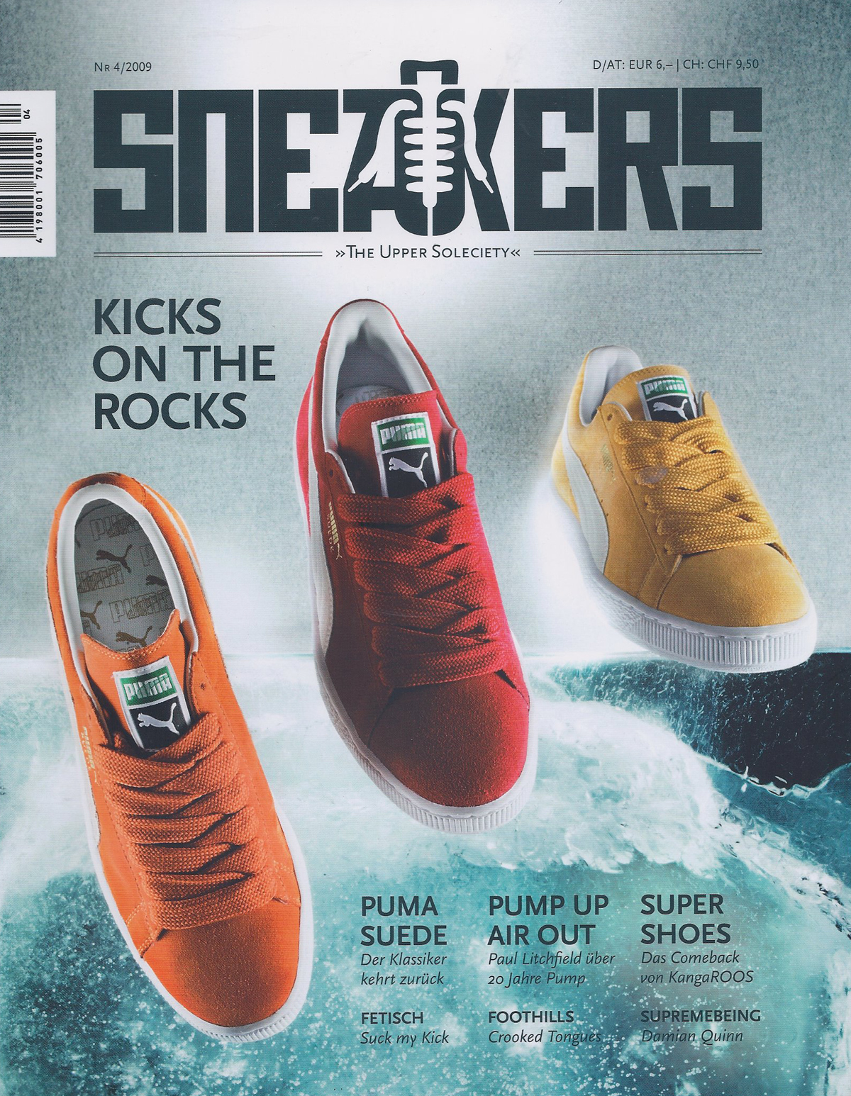 Sneakers Issue 4