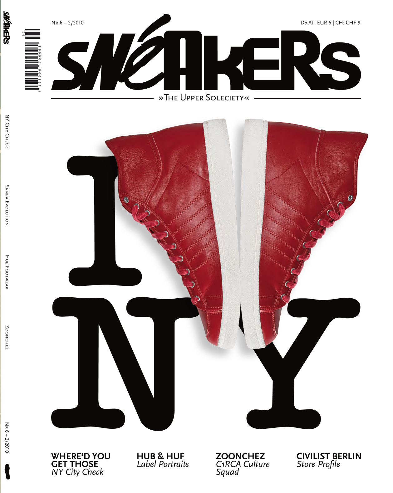 Sneakers Issue 6