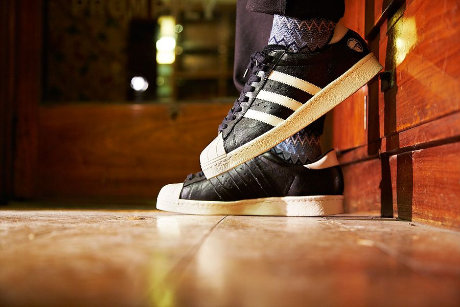 promo code a2dff 38235 durable service adidas Consortium 10th Anniversary Superstar Pack