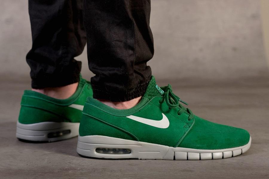 Nike Janoski Green
