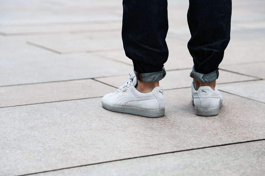 Puma Suede Classic Iced Schuhe