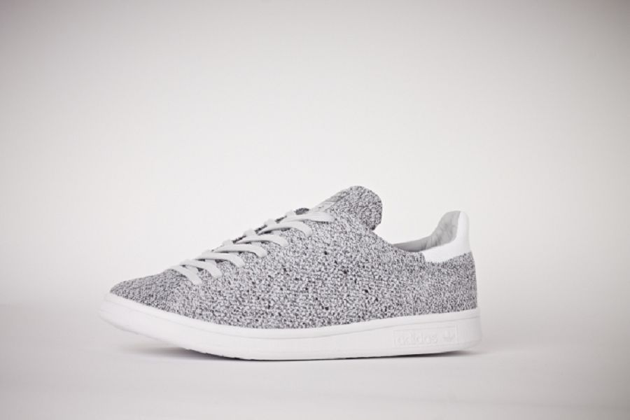 Adidas Primeknit Stan Smith Grey