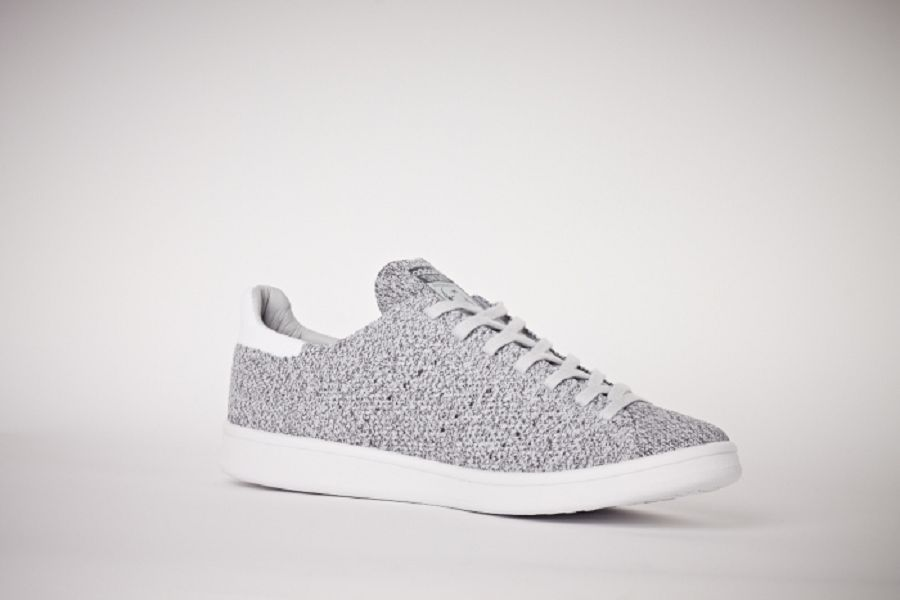 Stan Smith Primeknit Gray