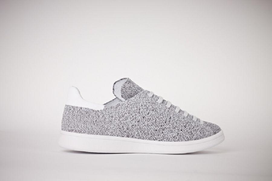 Stan Smith Schuhe Grau