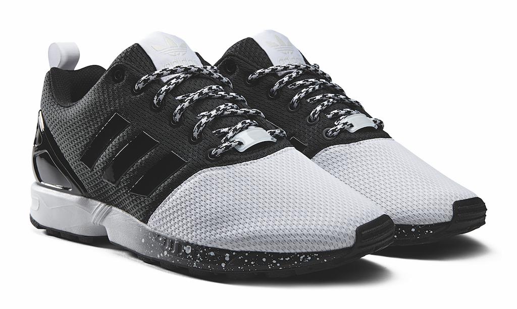 new arrival 28663 fc204 Unboxing Adidas Zx Flux Shoebox Maze
