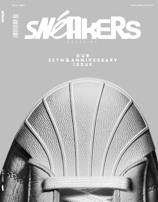 Sneakers Issue 25