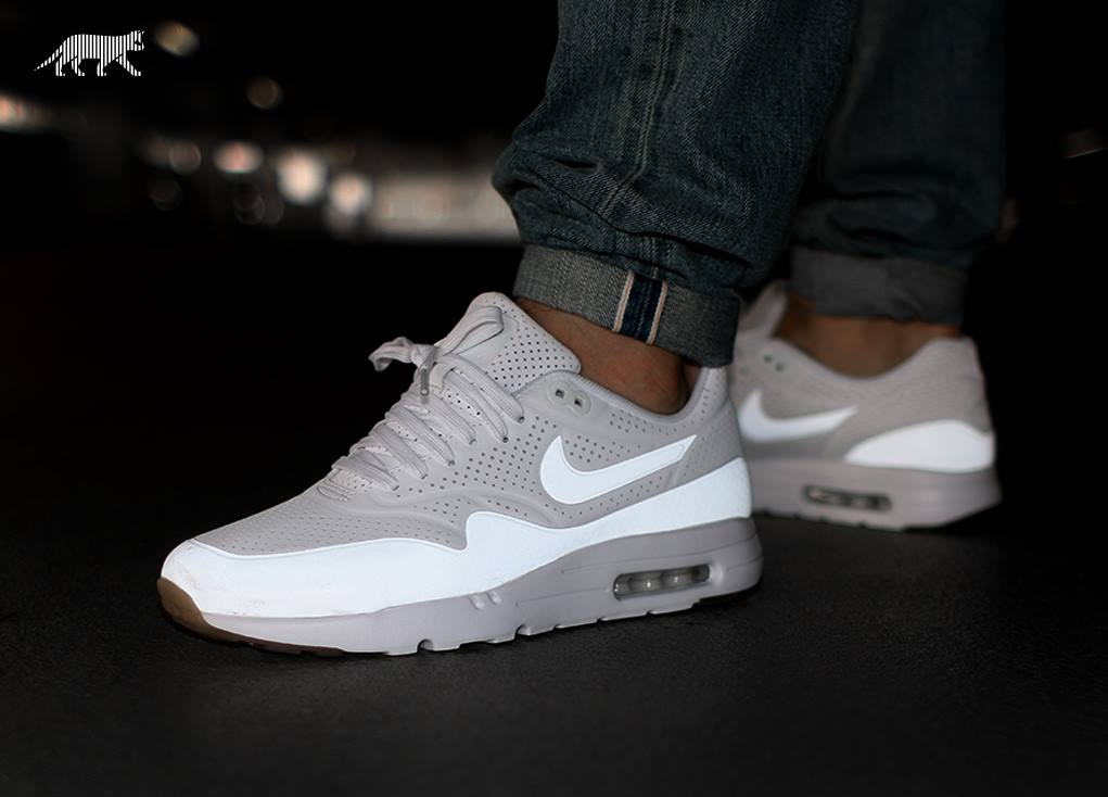 nike air max 1 ultra moire white white nike air max 1. Black Bedroom Furniture Sets. Home Design Ideas
