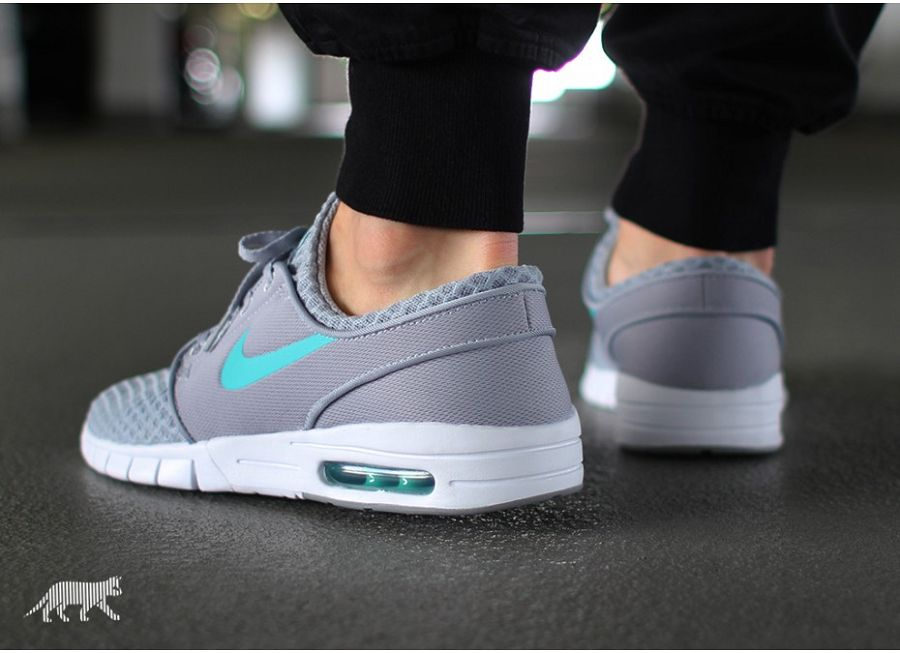 Nike Stefan Janoski Max Wolf Grey