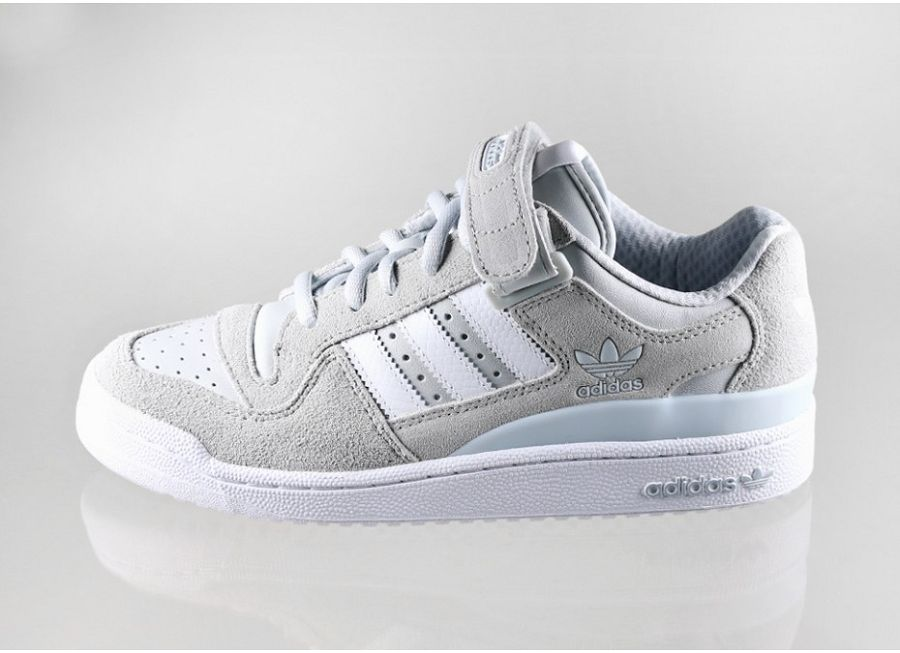 brand new 63ec3 6ef28 adidas forum lo white