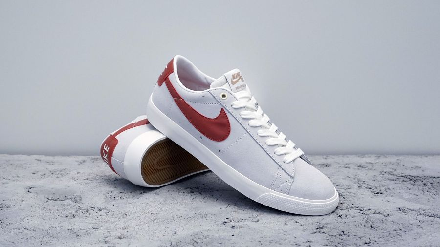 b34af733b3 sale blazer low gt skate shoes bamboo team red white e9625 e1ae3  sale k  blazer grant taylor ivory1 1520x855 991ec e963e