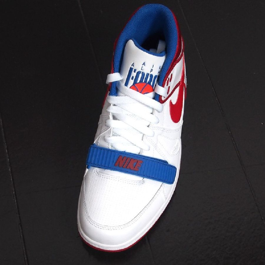 nike air alpha force ii 76ers colorway released. Black Bedroom Furniture Sets. Home Design Ideas