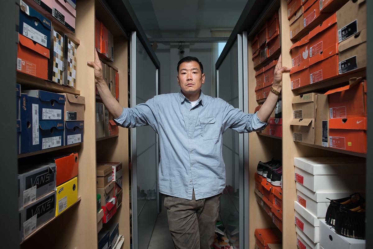 Cửa Hàng Giày Sneaker Nam tại Hà Nội