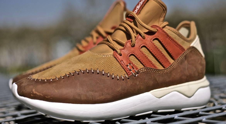 Adidas Tubular Moc Brown