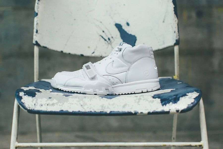 a2fd1d1c6569 Fragment x Nike Air Trainer 1 Mid 8216 US Open 8217 Pack 70%OFF ...