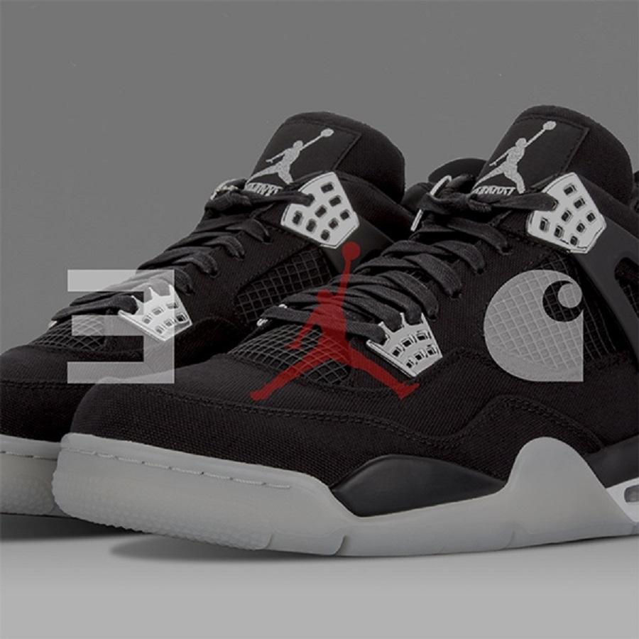 b789f6892e295f Eminem x Carhartt x Air Jordan 4 Collaboration durable service ...