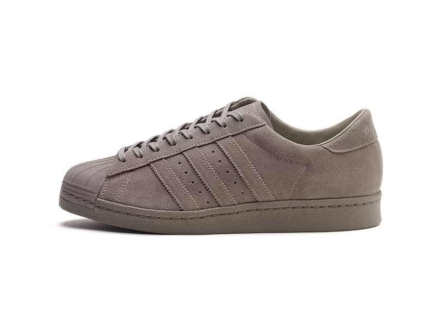 Adidas Superstars Wildleder