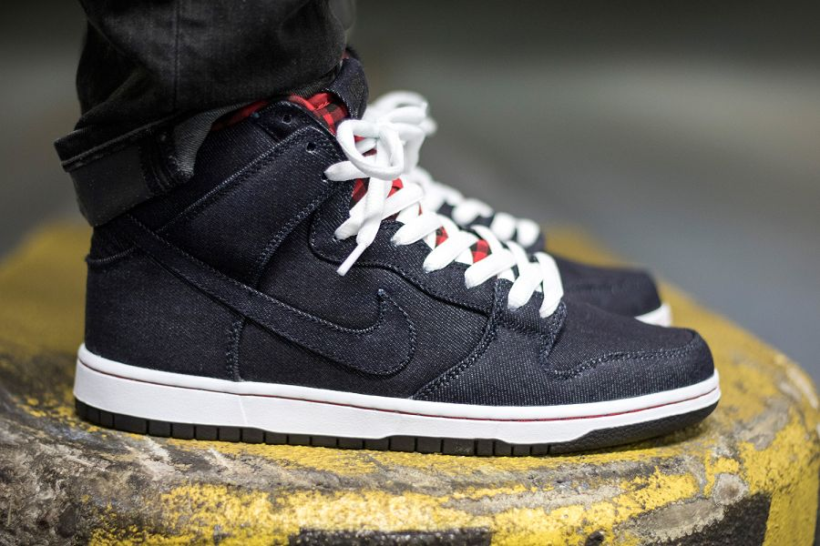 nike dunk High Economici