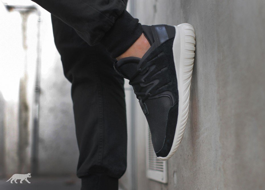 Two Toned Colorways Of The adidas Tubular X Primeknit