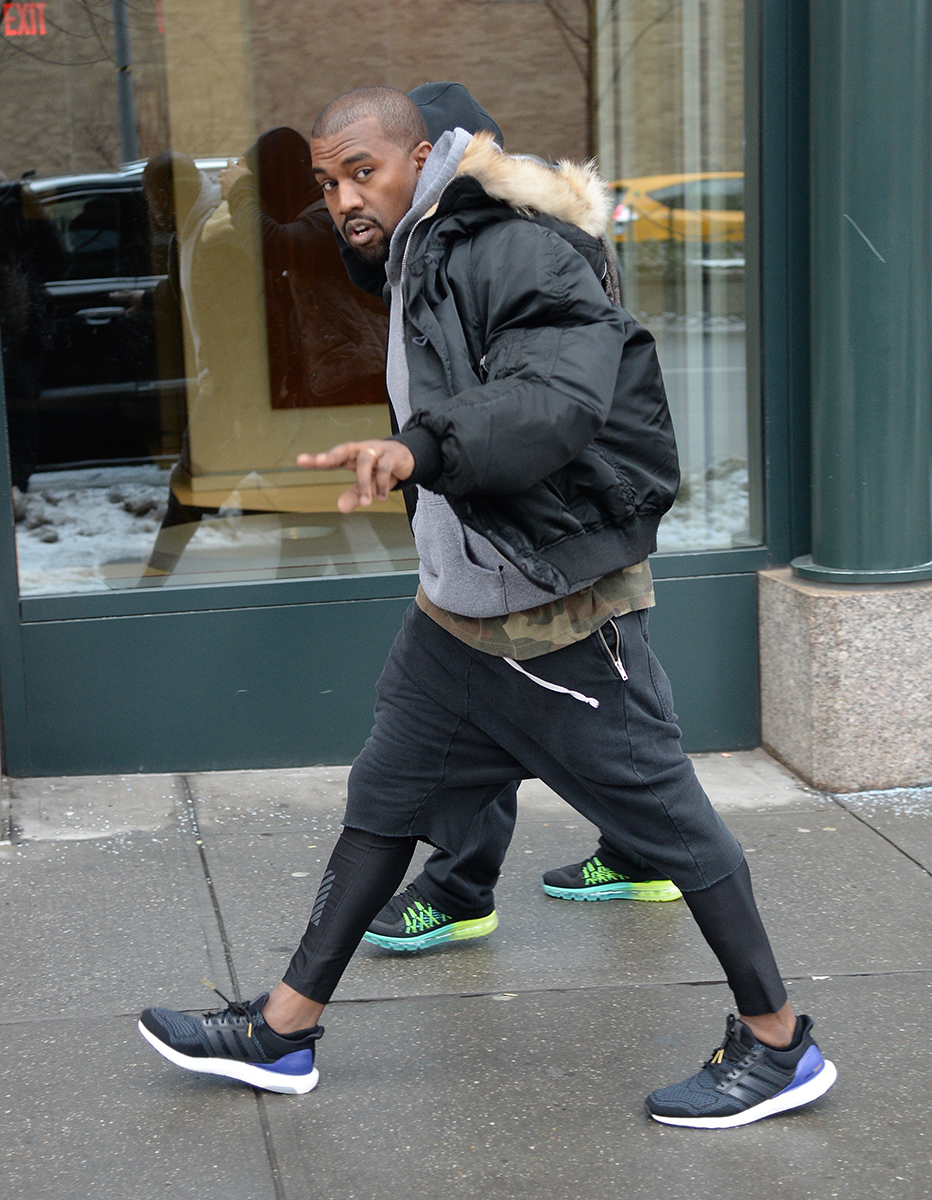 Adidas Kanye West 2017