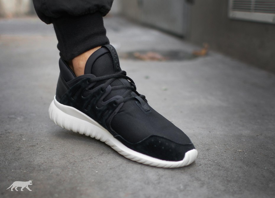 Boys 'Grade School adidas Originals Tubular Radial Casual Shoes